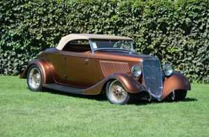 pretty penny 1933 ford roadster