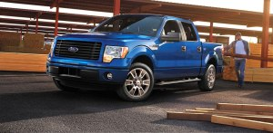 Ford F-150 STX Sport Package