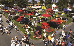 pleasanton california annual car show