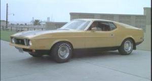 1973 eleanor mustang