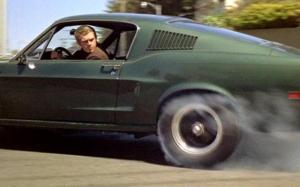 1968 bullitt mustang