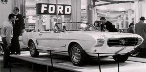 1963 mustang prototype