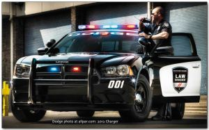 Sames ford 2014 Police Car