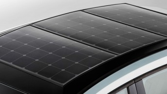 Ford Debuts Solar Panel C-Max Energi Concept